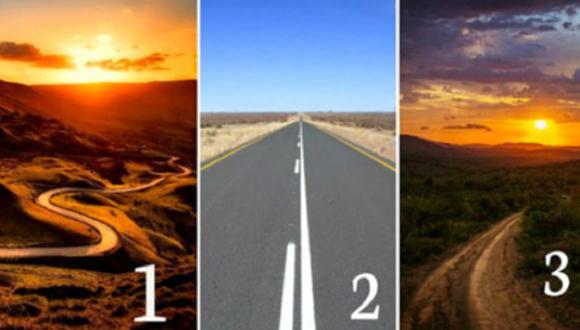 Elige uno de los tres caminos del test y redescubre aspectos íntimo de tu personalidad. (iProfesional)