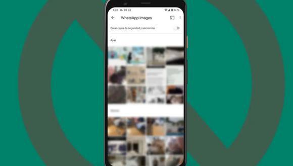 Conoce el verdadero método para que las fotos de WhatsApp se guarden en tu galería. (Foto: XatakaAndroid)