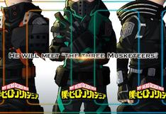 My Hero Academia: Izuku, Bakugo y Todoroki estrenan en nuevo póster
