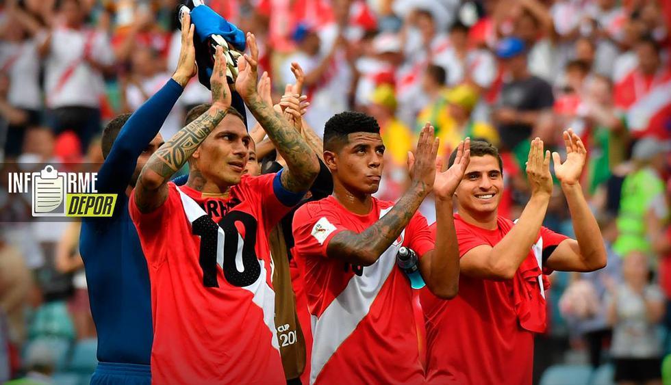 La Selección Peruana quedó en el puesto 21 de Rusia 2018. (Diseño: Marcelo Hidalgo / Investigación: Eduardo Combe)