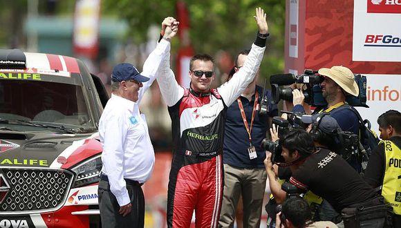Nicolás Fuchs se ubicó en el puesto 12 de la general del Rally Dakar 2017. (ITEA)