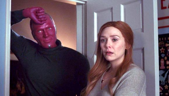 WandaVision: está fue la gran sorpresa del capítulo 9, fin de temporada. (Foto: Marvel)
