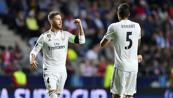 Raphael Varane tiene contrato con Real Madrid hasta 2022. (Foto: Getty Images)
