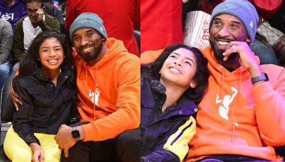 Kobe Bryant: Gianna Maria, hija de la leyenda, también habría fallecido en el accidente de helicóptero. (Getty Images)