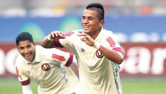 Diego Chávez jugará en Universitario esta temporada. (GEC)