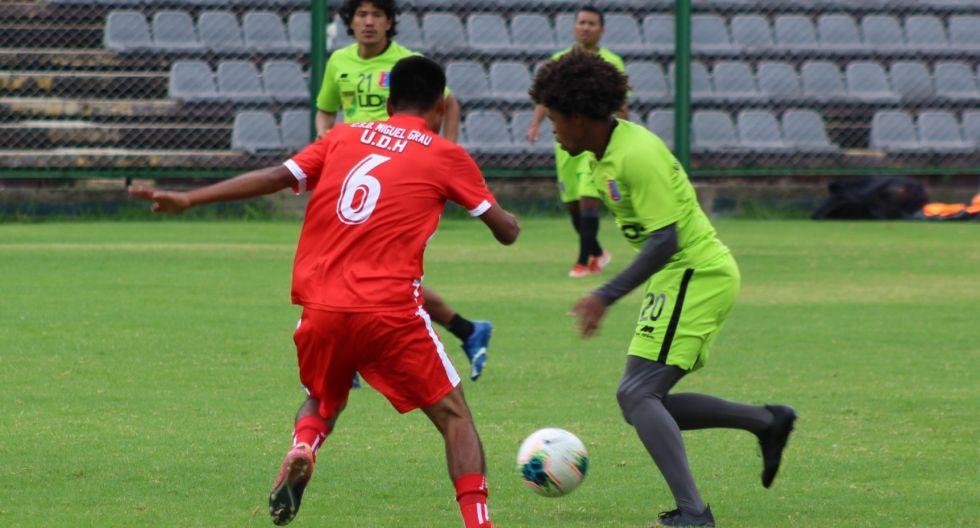 Alianza Universidad goleó 8-1 en amistoso (Foto: Prensa AUDH)