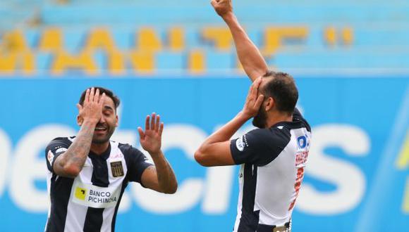 Alianza empató 2-2 con Cusco FC (Foto: Liga 1)