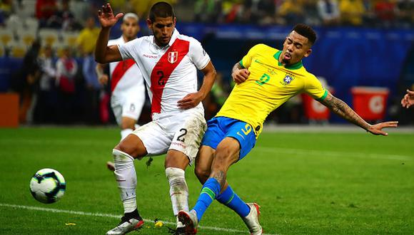 Perú vs. Uruguay | Luis Abram (Foto: Getty Images)