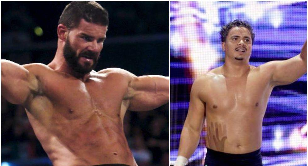 Robert Roode y Primo han sido sancionados por la WWE. (Foto: WWE)