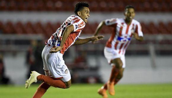 Junior de Barranquilla lleva un triunfo en el inicio de la Liga Águila, mientras que, Independiente Medellín no registra victorias tras dos presentaciones. (Foto: AFP)