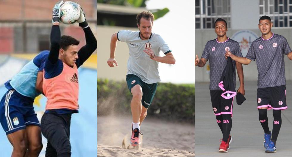 Los centros de entrenamientos de los equipos de la Liga 1 (Foto: Prensa del club)