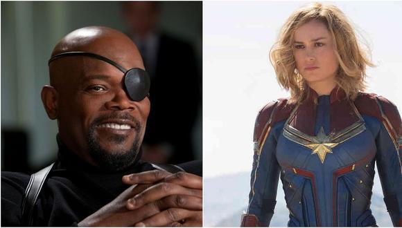 """Marvel: personaje de """"Capitana Marvel"""" iba a morir en el guión original (Foto: Marvel)"""