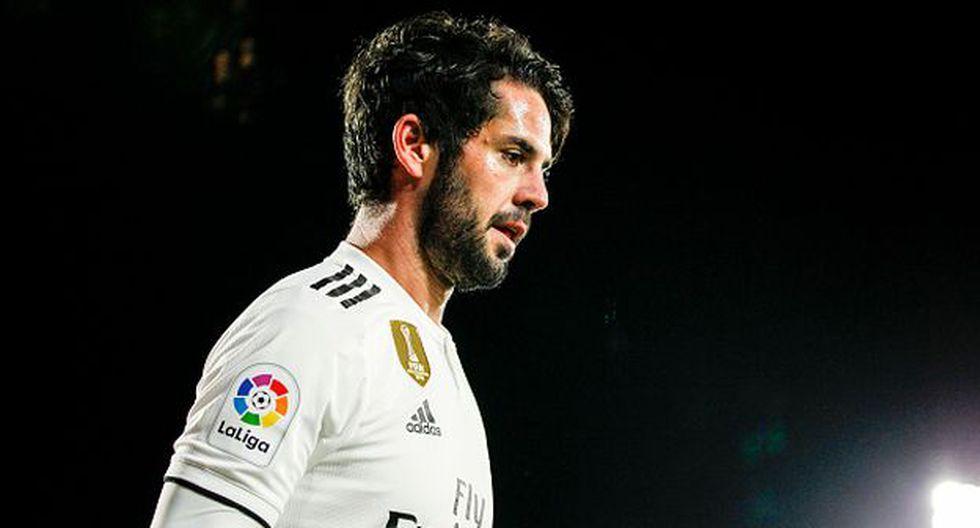 Isco solo ha ganado LaLiga una vez con Real Madrid. (Foto: Getty Images)