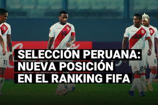 Selección peruana descendió dos posiciones en el Ranking FIFA tras las primeras jornadas de las Eliminatorias