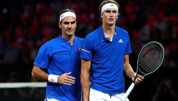 """Alexander Zverev critica el ranking de la ATP: """"Federer no ha jugado ningún torneo en todo un año y está por encima de mí"""". (ATP Tour)"""