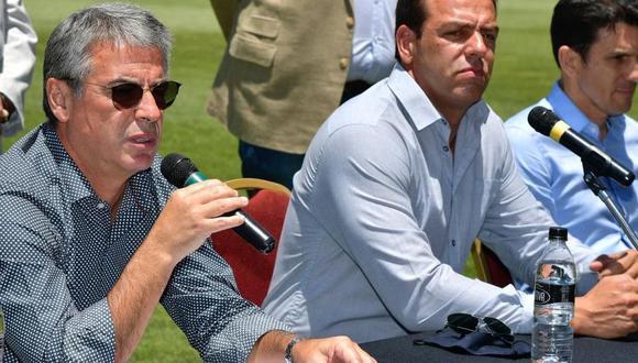 Bengoechea formó parte del inicio de trabajos en Peñarol (Foto: CAP)