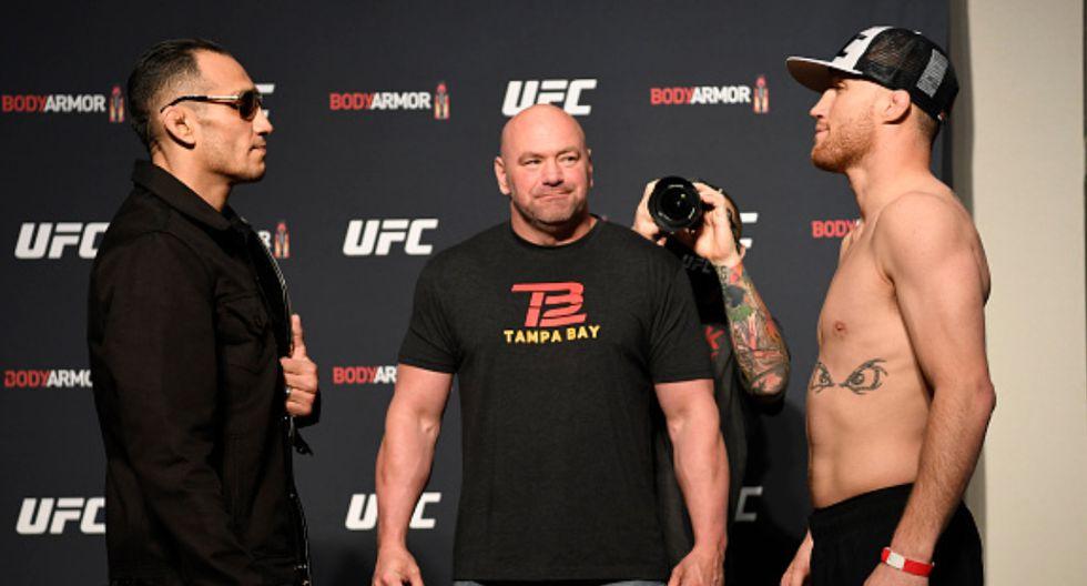 UFC 249 en Besafe: Ferguson con 64% de posibilidades > Conoce que dice el experto de Betsafe sobre las peleas más importantes de este sábado 09 de mayo.