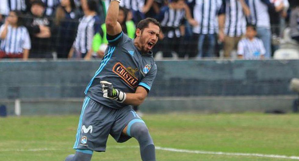 Patricio Álvarez milita actualmente en Sporting Cristal. (GEC)