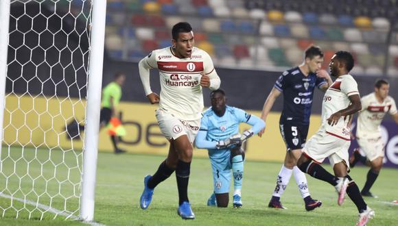 Universitario derrotó 3-2 a I. del Valle (Foto:Universitario)