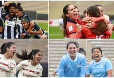 Semifinales Liga Femenina EN VIVO por Movistar: Universitario, Alianza, Cristal y Vallejo van por el título