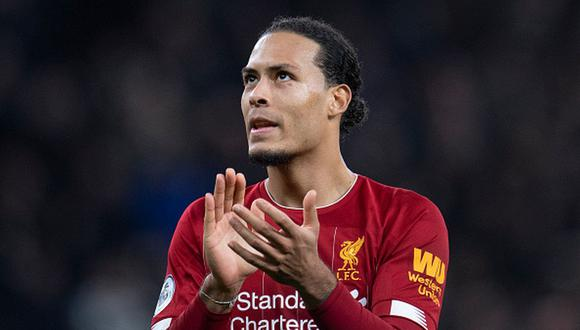 Virgil van Dijk llegó al Liverpool procedente del Southampton. (Foto: Getty Images)