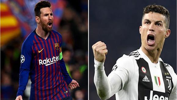 FIFA 20: esto ocurre cuando enfrentar 11 Cristianos vs 11 Messis.