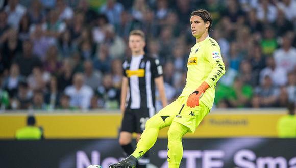 Yann Sommer fue baja en el Monchengladbach después de 90 partidos. (Foto: Getty Images)