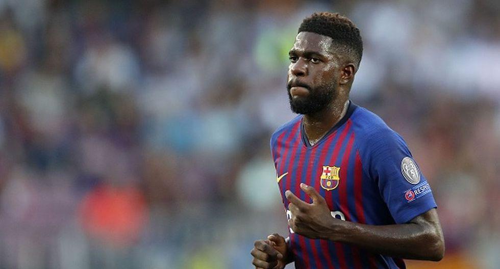 Samuel Umtiti | Barcelona. (Getty Images)