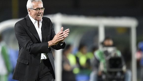 Gregorio Pérez llega a Lima este jueves. (AFP)