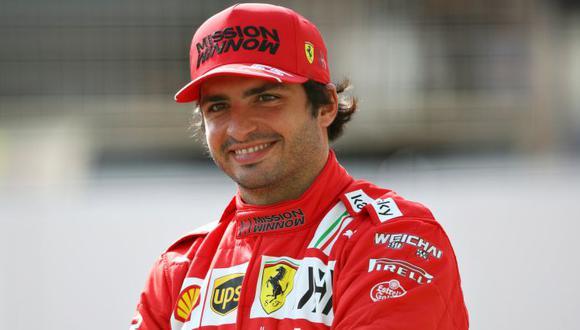Carlos Sainz Jr. está corriendo su séptima temporada en la Fórmula 1. (Foto: Getty images)