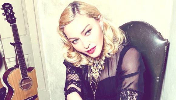 Madonna comparte provocadora foto semidesnuda y desafía la censura de Instagram. (Foto: Instagram)