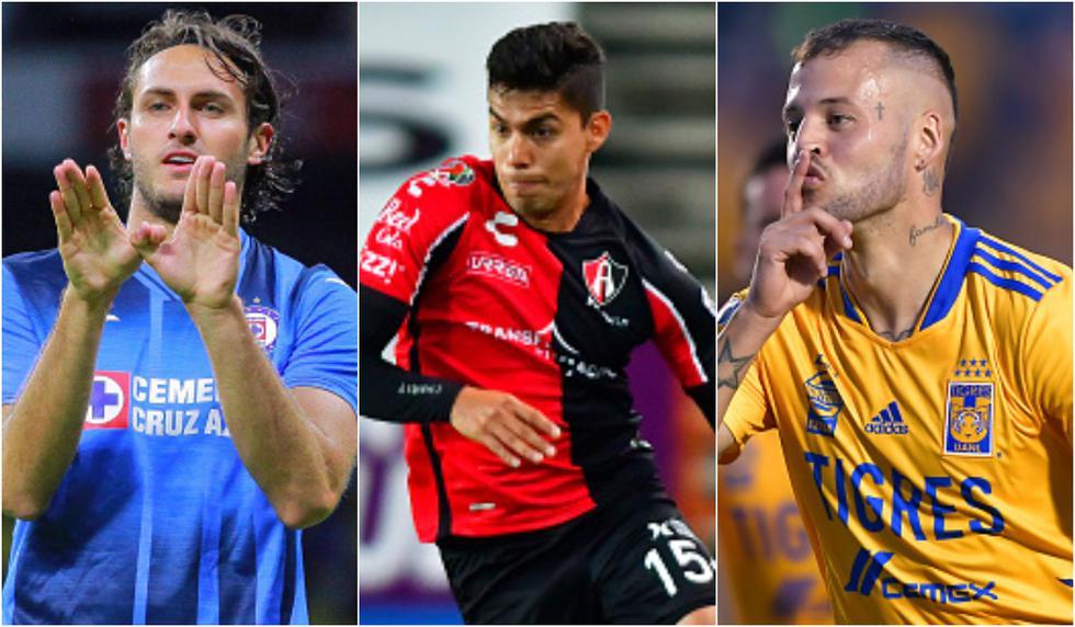 Santiago Giménez, Nico López y el top 5 de los jugadores sorpresa en México [FOTOS]