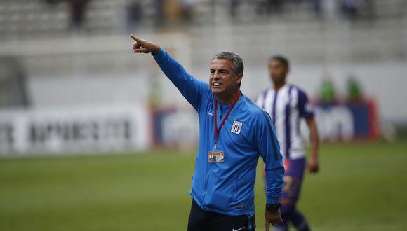 Pablo Bengoechea fue campeón con Alianza Lima. (Foto: GEC)