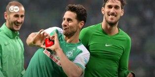 Claudio Pizarro destaca entre las curiosidades de la Bundesliga