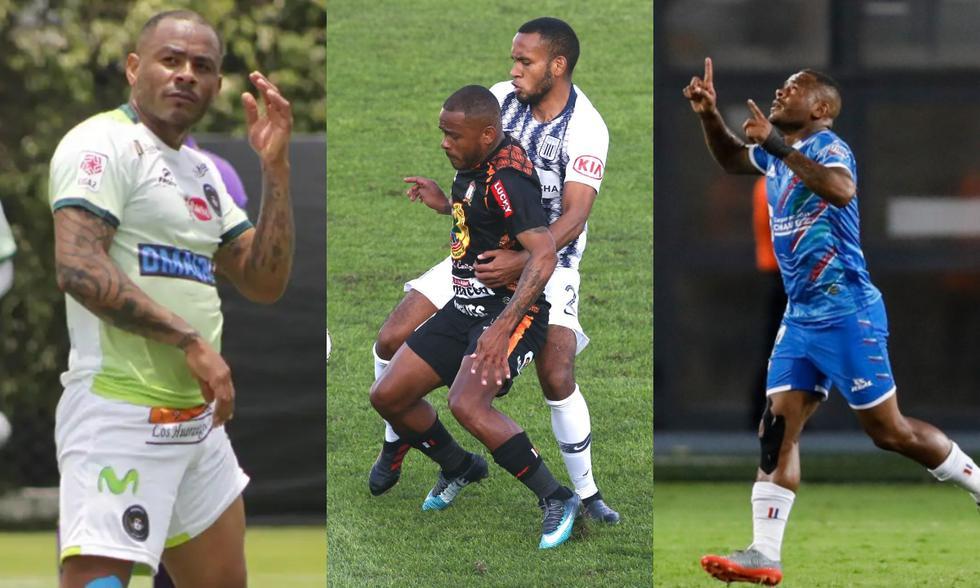 Pirata FC, Ayacucho FC y Unión Comercio fueron los tres últimos clubes donde jugó Wilmer Aguirre. (Fotos : Agencias)