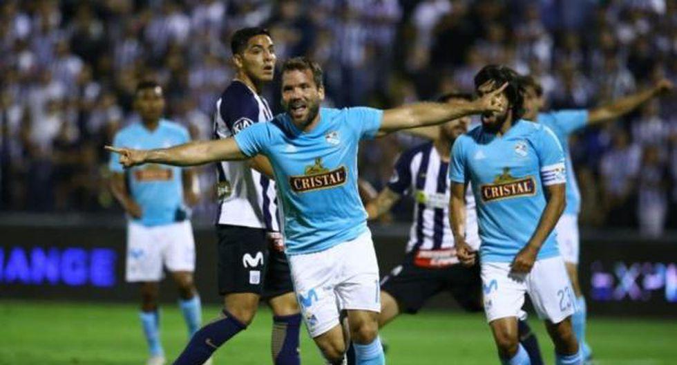 Revoredo anotó el segundo gol de Cristal ante Alianza en la final de 2018. (Foto: GEC)