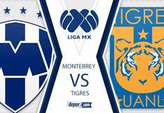Monterrey vs. Tigres EN VIVO vía Fox Sports: juegan  por la fecha 12 del Apertura 2020