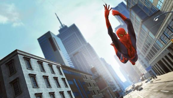 Marvel's Spider-Man está disponible en PS4 (Insomniac)