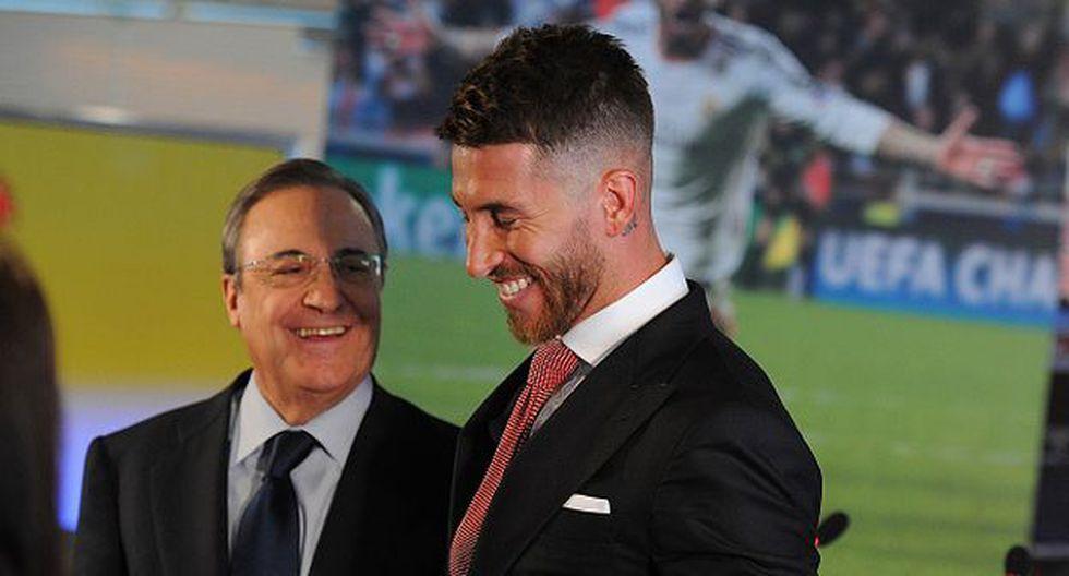 Sergio Ramos es el líder y capitán del Real Madrid. Lleva 84 goles con la camiseta blanca. (Getty)