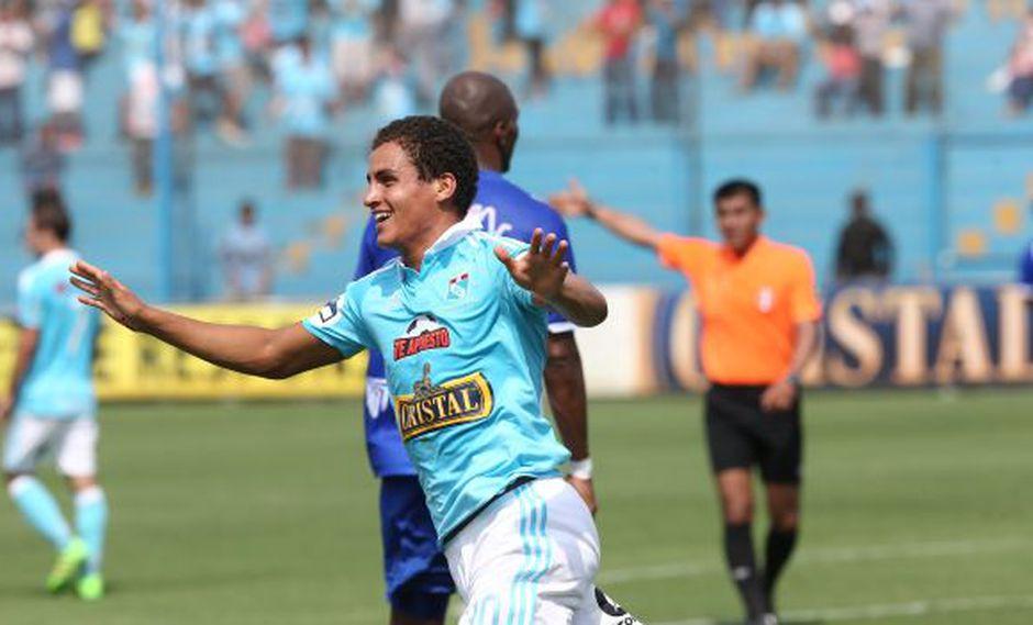 Alexander Succar fue goleador en San Martín, en el 2017. (Foto: Erick Nazario)