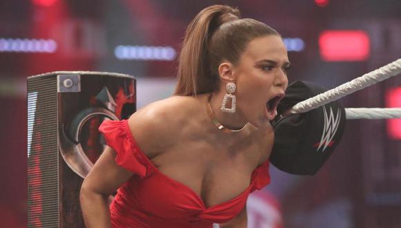 Los padres de Lana, estrella de WWE, tienen coronavirus. (Foto: WWE)