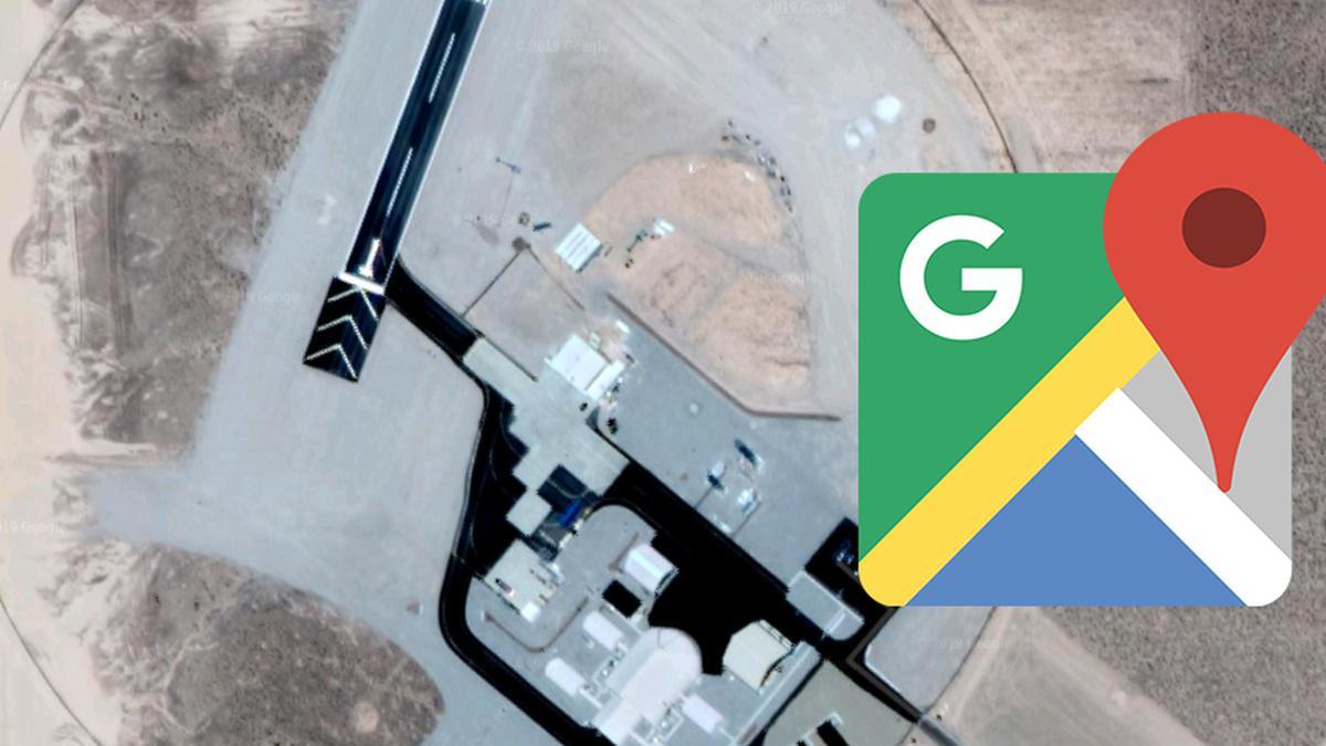Área 51: ¿Dónde queda exactamente la base militar secreta? | Coordenadas y  mapa | Google Maps | OFF-SIDE | DEPOR