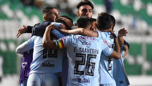 Bolivar no perdonó a Wanderers en el Hernando Siles y sigue con vida en la Copa Libertadores (Foto: Conmebol)