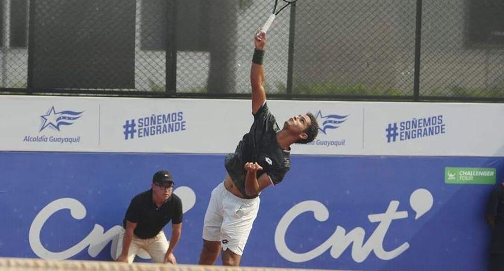 'JuanPi' ocupa el puesto 142 en el ranking ATP. (Foto: ATPerú)