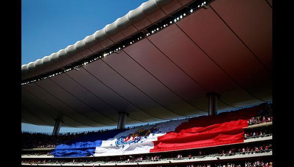 Parte del estadio Omnilife de las Chivas atenderá a enfermos del COVID-19. (Foto: Getty Images)
