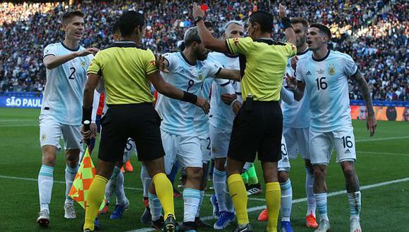 Argentina quedó en el tercer puesto de la Copa América 2019. (Foto: Getty Images)