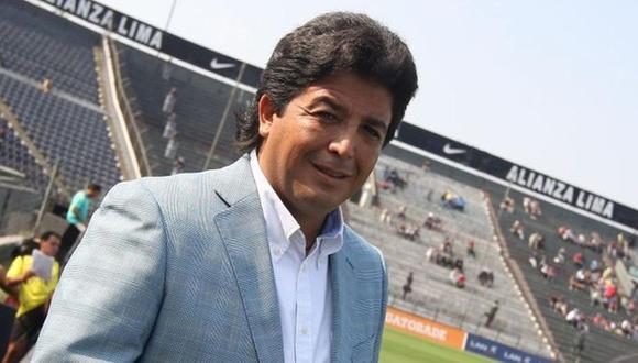 Rivera se refirió a la posibilidad de dirigir Alianza Lima. (Foto: GEC)