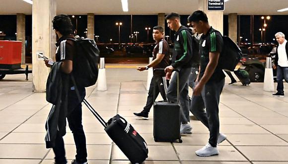 México la está pasando mal en Argentina donde disputará dos amistosos ante la selección local. (Foto: Miseleccion.mx)