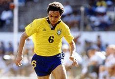 Branco, el protagonista del 'Agua Bendita' en Italia 90, ingresado a UCI por Covid