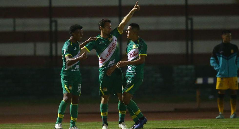 Sport Boys perdió al último minuto ante Sport Huancayo, por la última fecha del Torneo Apertura. (Foto: Fernando Sangama)